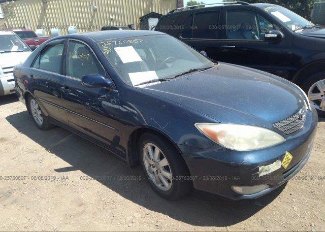 Inventory #294391827 2003 Toyota CAMRY