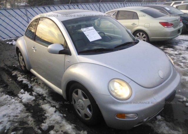 Inventory #983701647 2001 Volkswagen NEW BEETLE