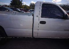 2002 Chevrolet SILVERADO - 1GCEC14W52Z264119 detail view