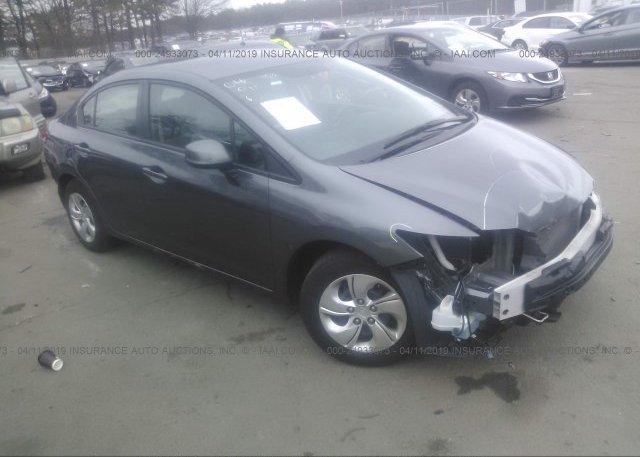 Inventory #425346314 2013 Honda CIVIC