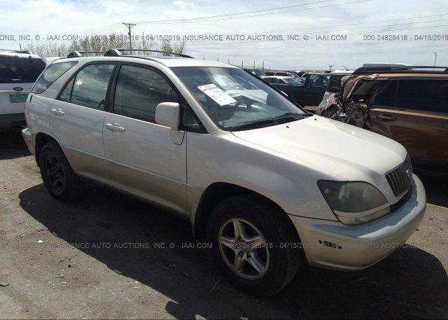 Inventory #228839858 2000 Lexus RX