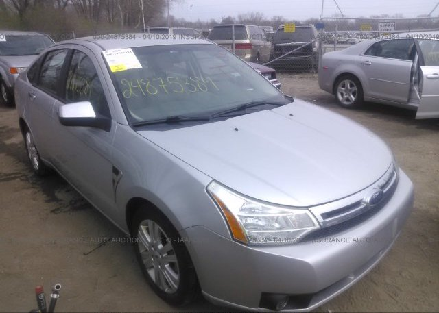 Inventory #844393367 2009 FORD FOCUS