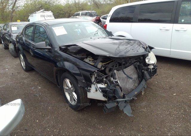 Inventory #245394152 2012 Dodge AVENGER