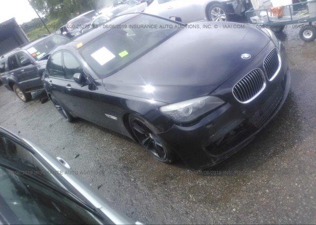 Inventory #578648021 2012 BMW 750