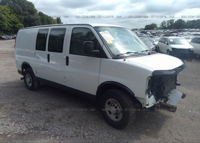 Inventory #555123350 2007 Chevrolet EXPRESS G2500