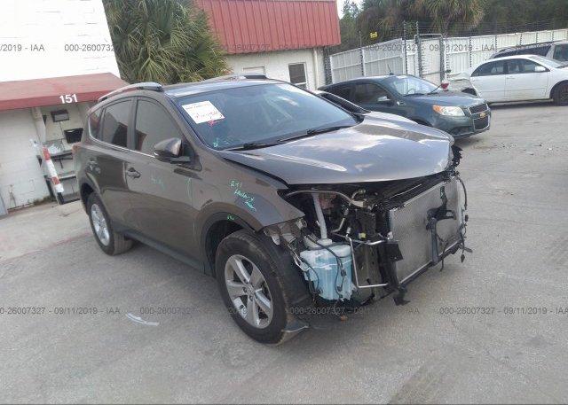 Inventory #607608352 2013 Toyota RAV4