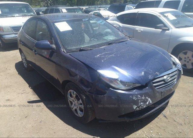 Inventory #139463125 2009 Hyundai ELANTRA