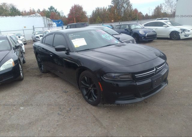 Inventory #797002548 2015 Dodge CHARGER