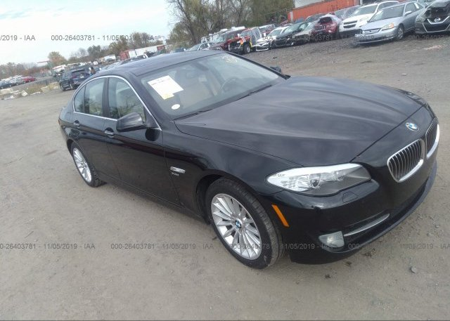 Inventory #458002437 2012 BMW 535