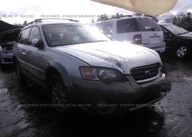 Inventory #734391280 2005 Subaru LEGACY