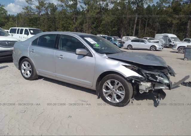 Inventory #315952513 2012 FORD FUSION