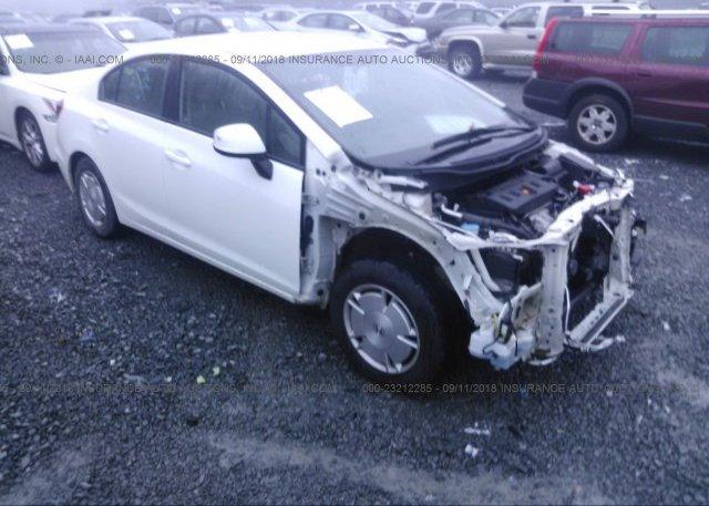 Inventory #754646428 2012 Honda CIVIC