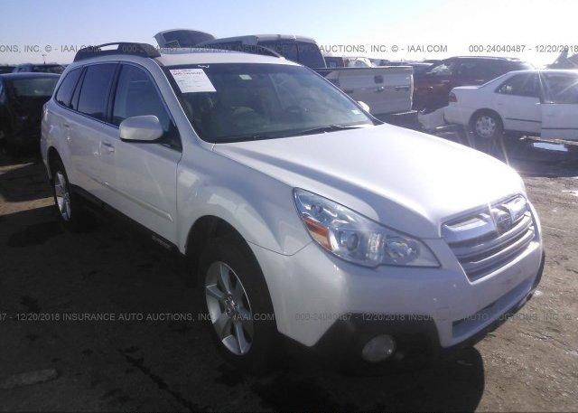 Inventory #538495181 2013 Subaru OUTBACK