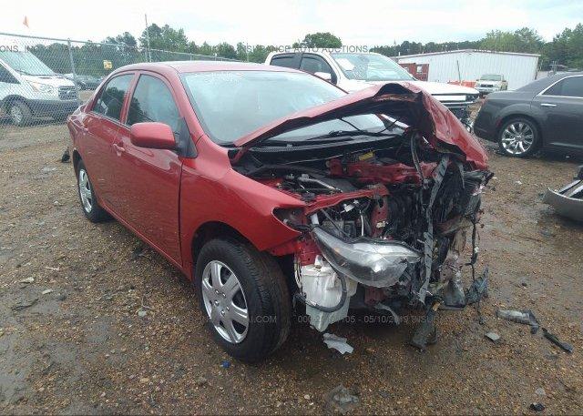 Inventory #648872139 2012 Toyota COROLLA