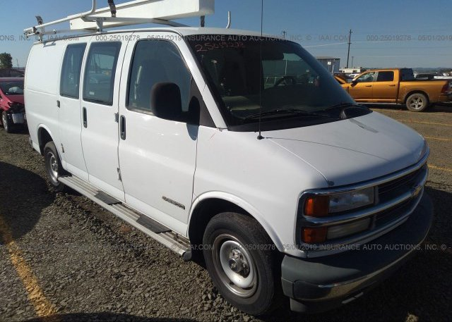 Inventory #666527571 1997 Chevrolet EXPRESS G2500