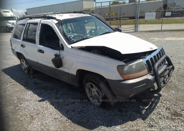 Inventory #805185409 2000 JEEP GRAND CHEROKEE