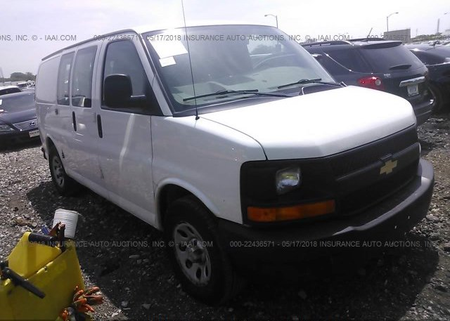 Inventory #776780726 2012 Chevrolet EXPRESS G1500