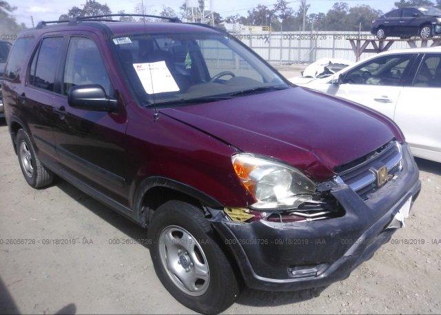 Inventory #393691456 2003 Honda CR-V