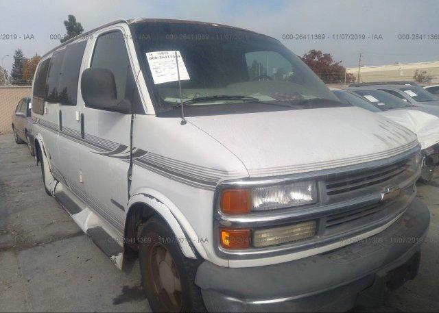 Inventory #369200137 2000 Chevrolet EXPRESS G1500