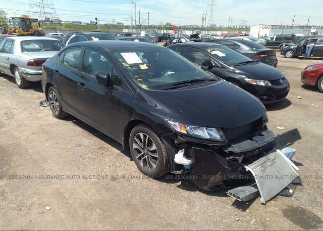 Inventory #739058444 2015 Honda CIVIC