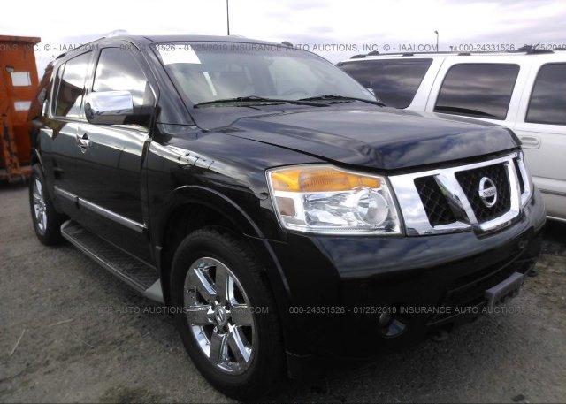 Inventory #799745244 2011 Nissan ARMADA