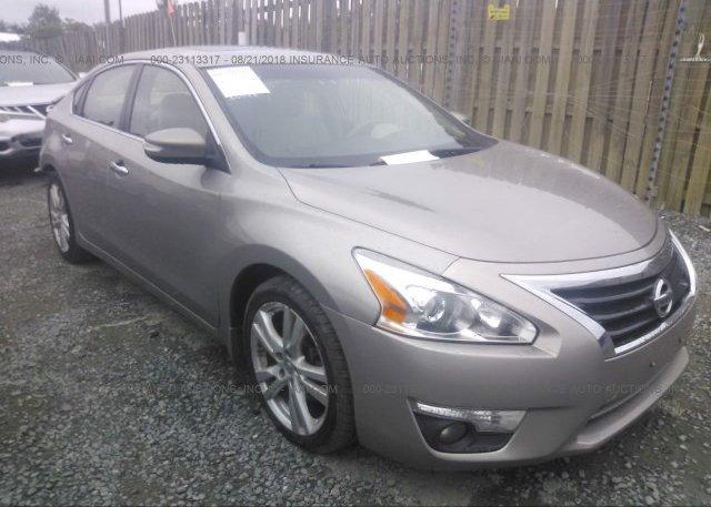 Inventory #412827452 2013 Nissan ALTIMA