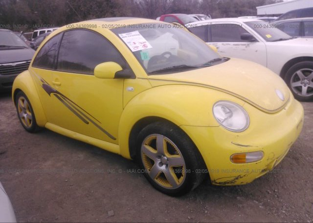 Inventory #131217014 2002 Volkswagen NEW BEETLE