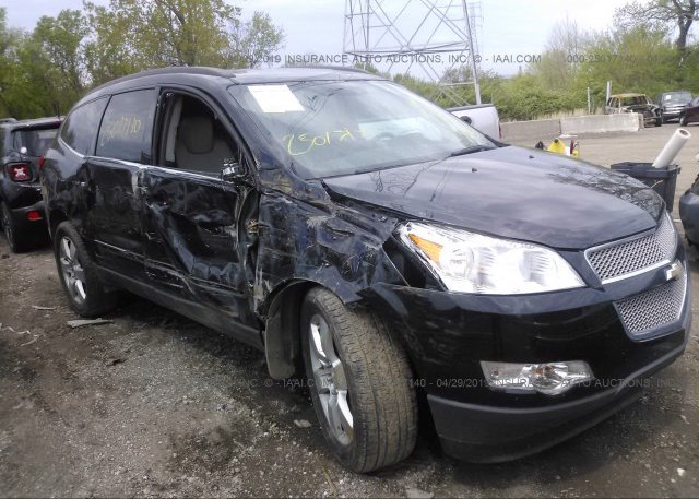 Inventory #532932400 2011 Chevrolet TRAVERSE