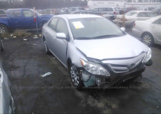 Inventory #645824345 2012 Toyota COROLLA