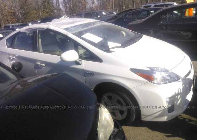 Inventory #184031822 2010 Toyota PRIUS