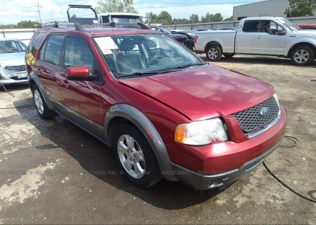 Inventory #259891727 2007 FORD FREESTYLE