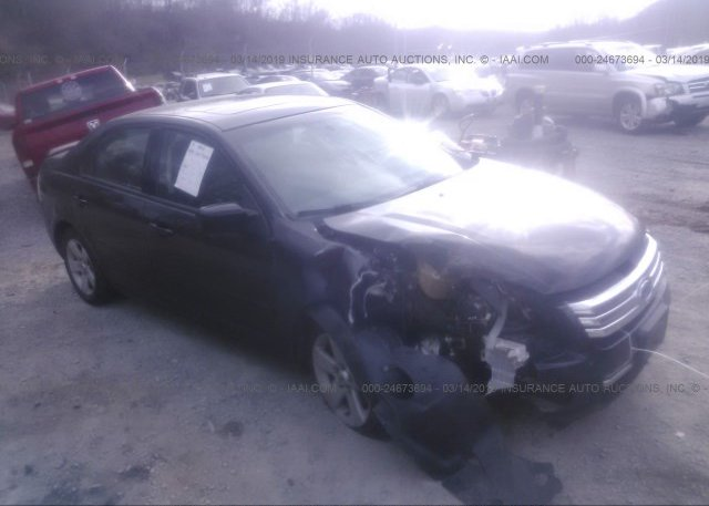 Inventory #319907949 2008 FORD FUSION