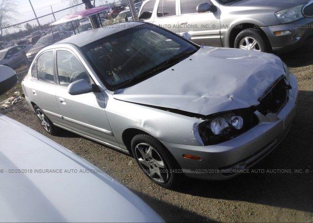 Inventory #103920390 2006 Hyundai ELANTRA