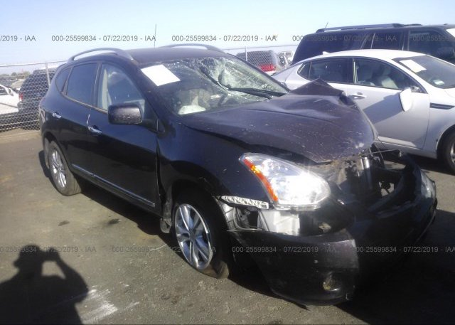 Inventory #589230263 2012 Nissan ROGUE