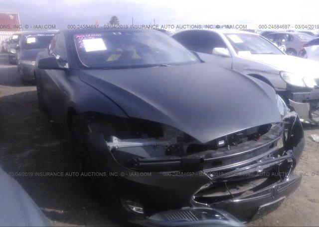 Inventory #705775772 2014 Tesla MODEL S