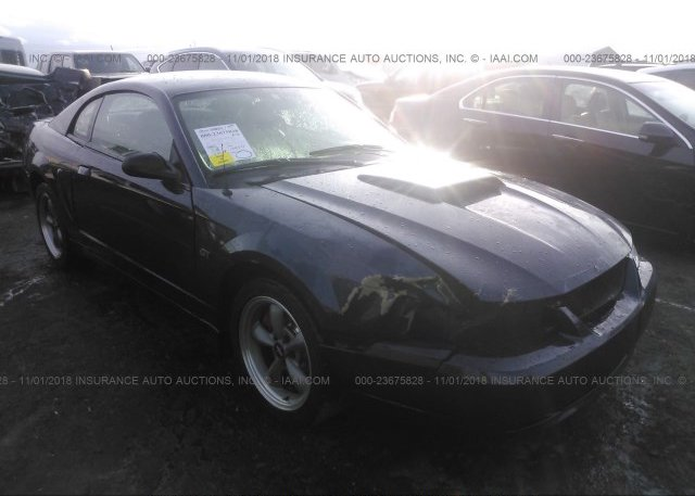 Inventory #282702613 2001 FORD MUSTANG