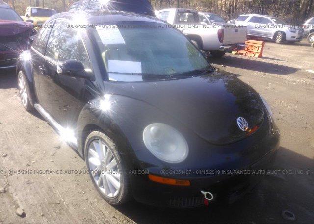 Inventory #795597708 2008 Volkswagen NEW BEETLE