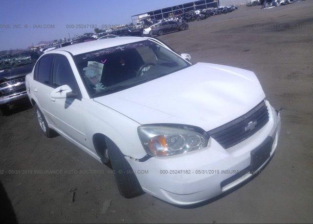 Inventory #248581308 2007 Chevrolet MALIBU
