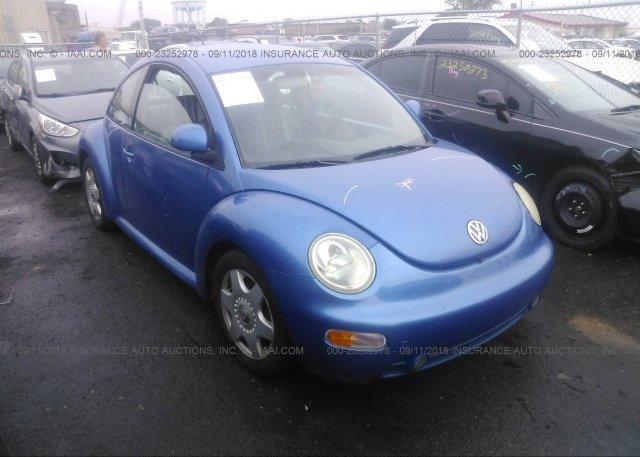 Inventory #733136210 1998 Volkswagen NEW BEETLE