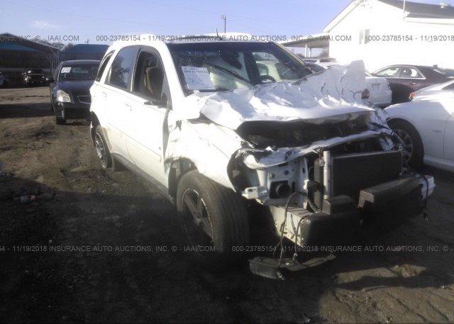 Inventory #535599581 2006 Chevrolet EQUINOX