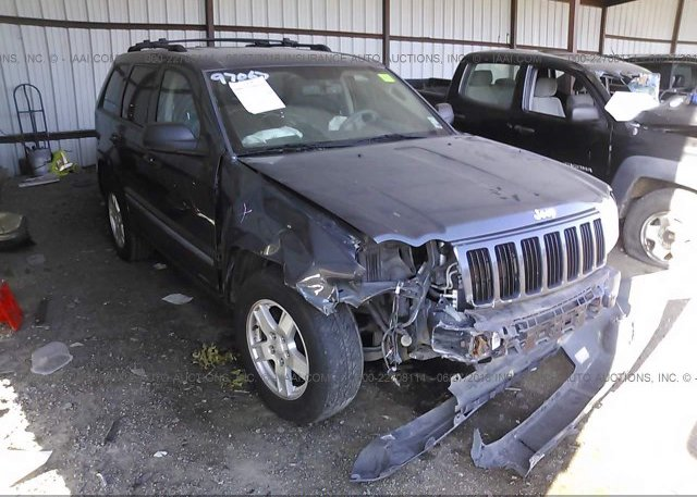 Inventory #816365256 2007 JEEP GRAND CHEROKEE