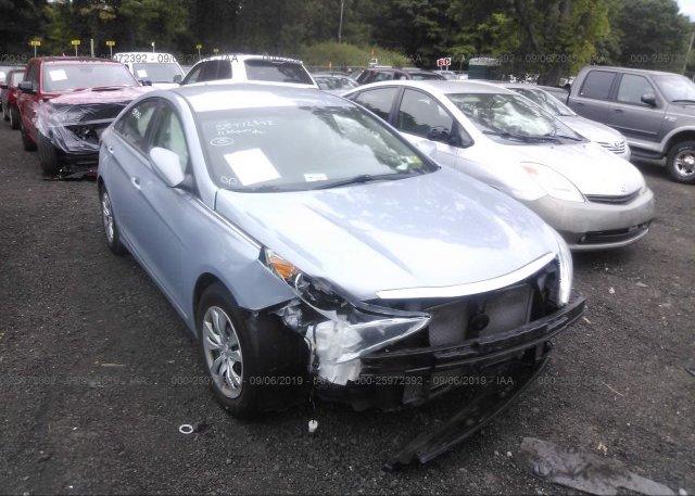 Inventory #338804456 2011 Hyundai SONATA
