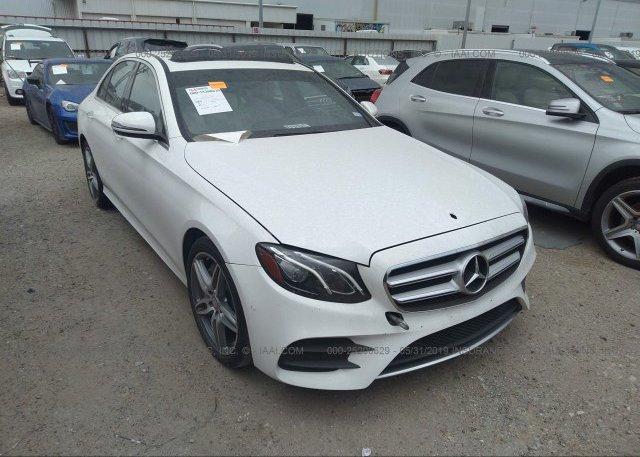 Inventory #979702590 2017 Mercedes-Benz E
