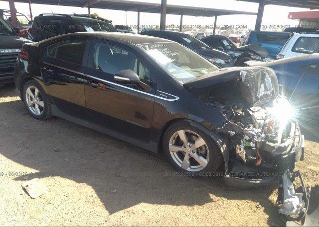 Inventory #384034910 2012 Chevrolet VOLT