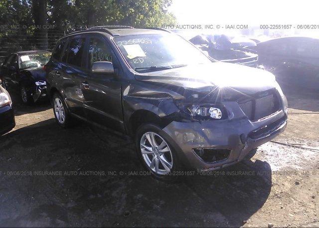 Inventory #825387824 2012 Hyundai SANTA FE