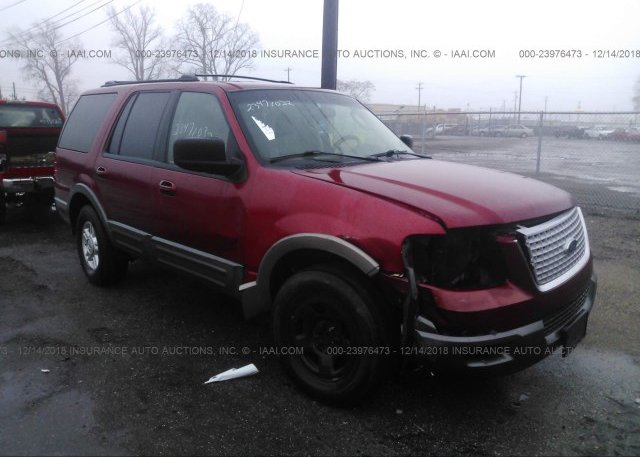 Inventory #150092376 2004 FORD EXPEDITION