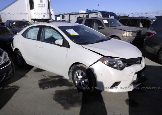 Inventory #158071139 2015 Toyota COROLLA