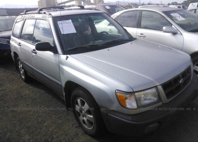 Inventory #715855746 2000 Subaru FORESTER