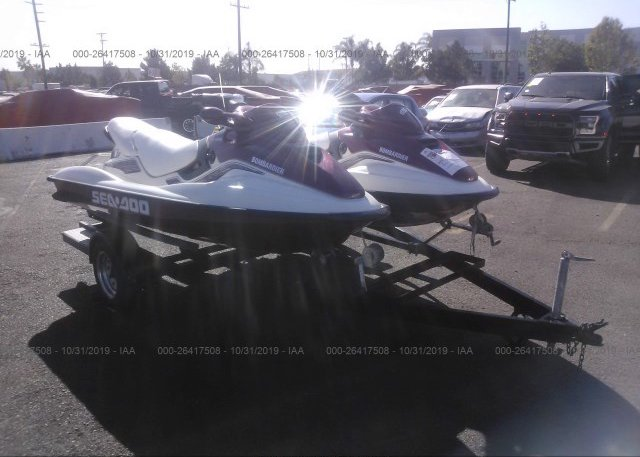 1999 SEA DOO RXT-300 - ZZN59804D999