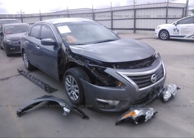 Inventory #283867430 2014 Nissan ALTIMA